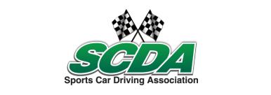Sports Car Driving Association (SCDA) logo